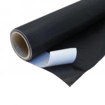 Синефоль Le Mark на клеевой основе FOIL SNOOT MATT BLACK 600MM X 5.0 MTR от магазина RiggerShop