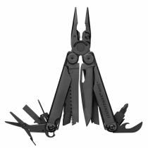 Мультитул Leatherman Wave Plus Black от магазина RiggerShop