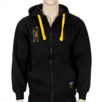 Худи на молнии Dirty Rigger Embroidered Hoodie от магазина RiggerShop