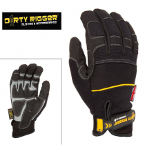 Перчатки Dirty Rigger Comfort Fit  (Full Handed) от магазина RiggerShop